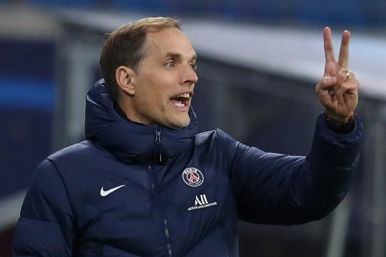 Thomas Tuchel was sacked by Paris Saint-Germain in December