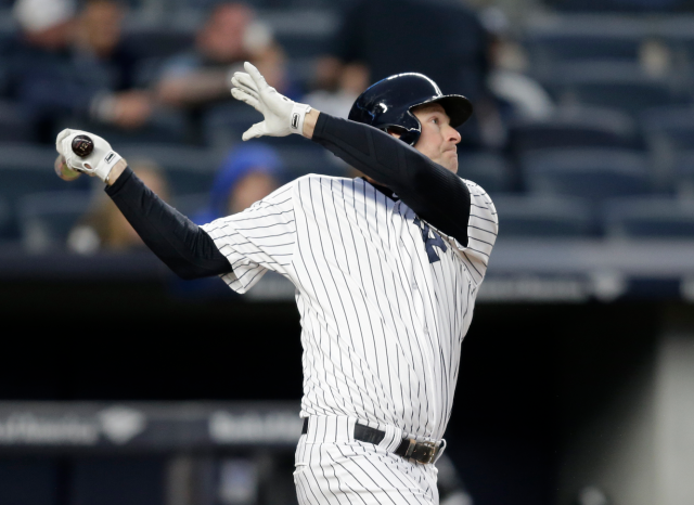 Chase Headley is off to a fast start