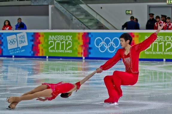 Olympic Figure Skating: Human Body's Limits May Prevent Leap Forward