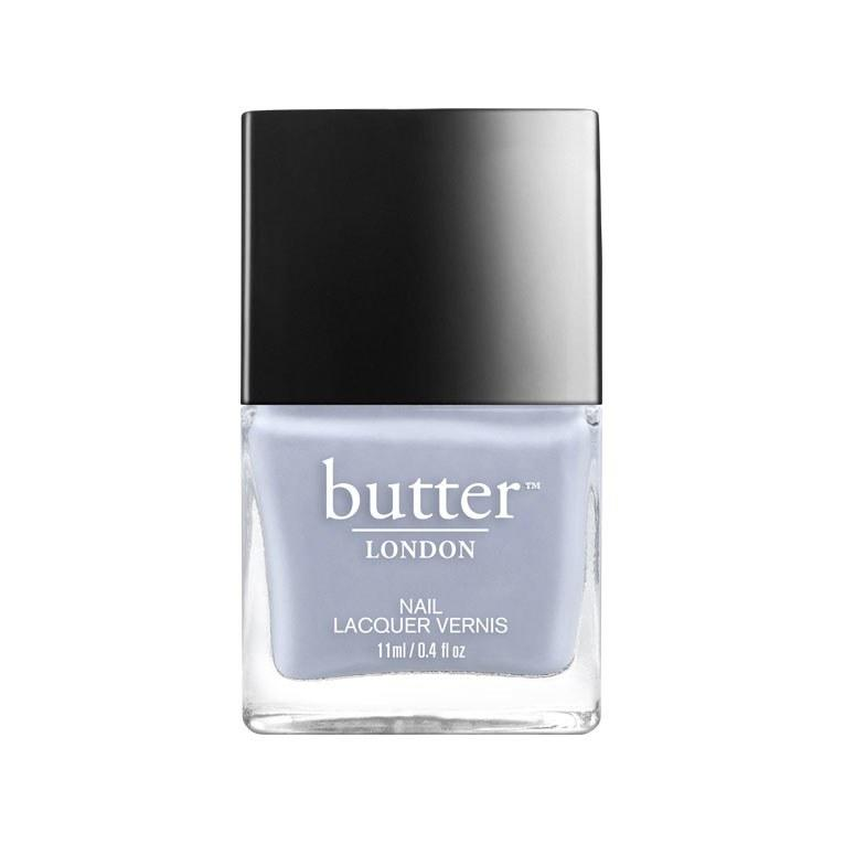 "<p>""I love this periwinkle blue color for spring. It's a fun pop of color, but also feels surprisingly neutral."" – Sarah Leon, Digital Editorial Director</p><p>Butter London Nail Lacquer in Kip, $15, <a rel=""nofollow"" href=""http://www.butterlondon.com/Nail/Kip-Nail-Lacquer.html?mbid=synd_yahoolife"">butterlondon.com.</a></p>"
