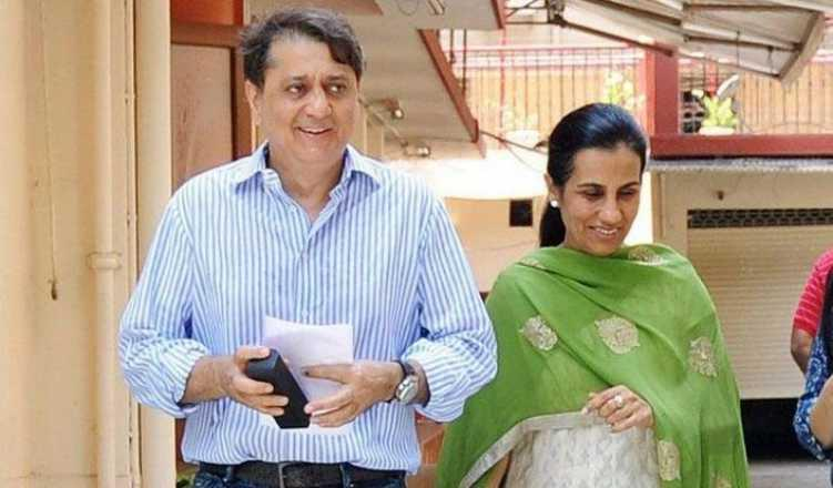 Chanda Kochhar, her husband appear before ED; grilled for 8 hours