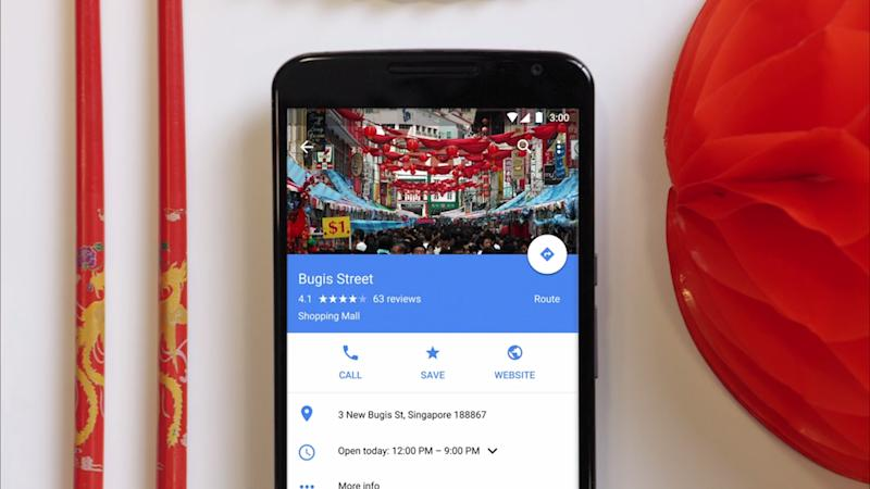 Google Maps is about to change the way you organize your world