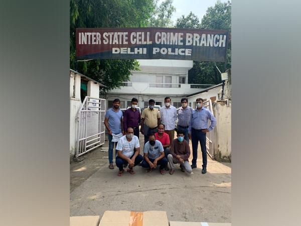 Four booked in extortion case by Delhi Police Crime Branch