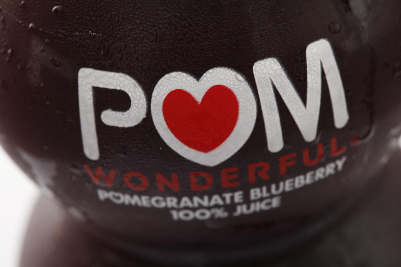 Court rules for Pom Wonderful in dispute with Coke