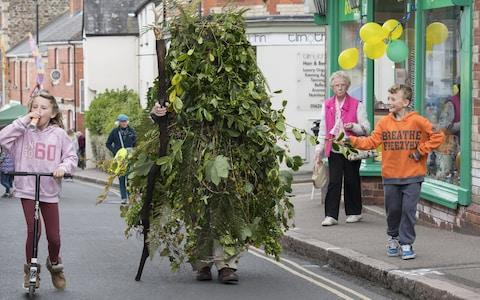 The Green Man Spring Festival in Bovey Tracey, UK - Credit: James D.Morgan/Getty Images