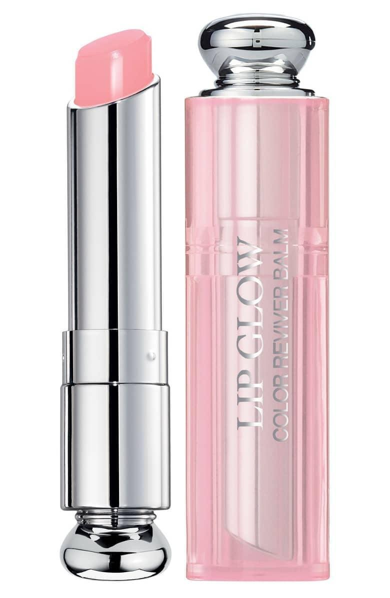 """<p><strong> The Product:</strong> <span>Dior Addict Lip Glow Color Reviving Lip Balm </span> ($34)</p> <p><strong> The Rating: </strong> 4.6 stars, over 600 reviews </p> <p><strong> Why Customers Love It: </strong> Hydrate with a touch of color when you use this lip balm. See why this reviewer loved it. """"Very moisturizing, glides on easy, and stays put. Love the color, it enhances the natural color of my lips.""""</p>"""