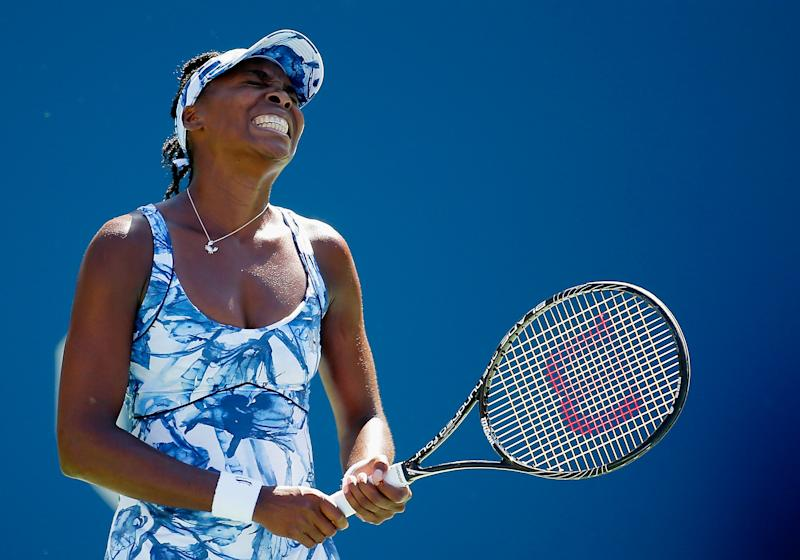Tennis - Venus finds positives in defeat