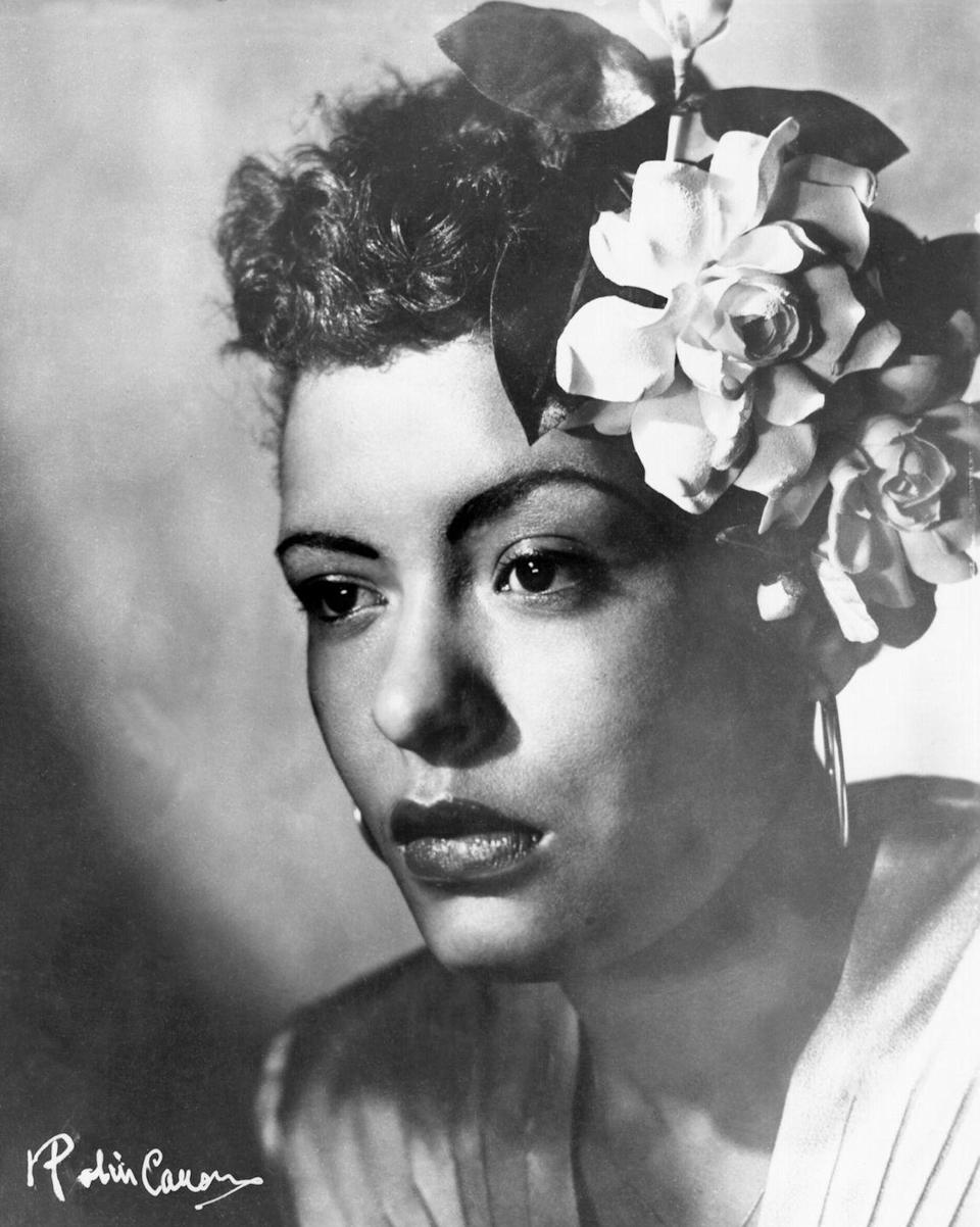 <p>Listen to Billie Holiday while reading this and you'll surely be transported to another, far simpler, and more peaceful world. She went from being one of many Harlem jazz singers to the most memorable in history with many mainstream musicians crediting her as an inspiration. Her beautiful odes and sweet ballads are unforgettable, but she also had a unique sense of style worth revisiting.</p>