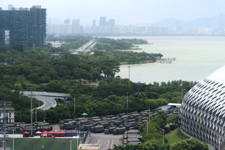 China's State Council calls for Shenzhen integration with Hong Kong, Macau
