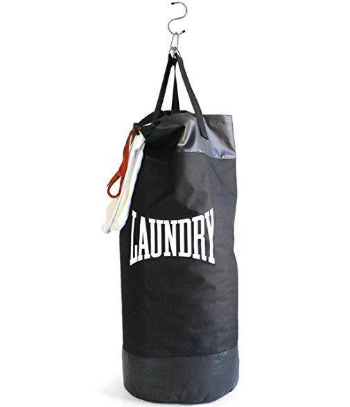 "<a href=""https://www.uncommongoods.com/product/laundry-punch-bag"" target=""_blank"">Buy it here</a> for $35."