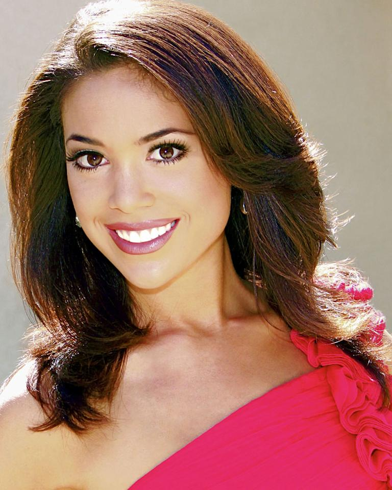 "Miss California, Noelle Freeman is a contestant in the ""<a href=""/2012-miss-america-pageant/show/48165"">2012 Miss America Pageant</a>."""