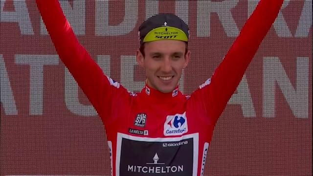 2018 Vuelta a Espana: Simon Yates defends red jersey in Stage 20