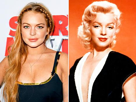 Lindsay Lohan Is Just Like Marilyn Monroe, Canyons Director Paul Schrader Says