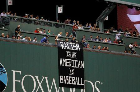 MLB: Oakland Athletics at Boston Red Sox