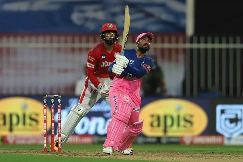 Rahul Tewatia pulled himself out of the quicksand he was stuck in at one point [PC: iplt20.com]