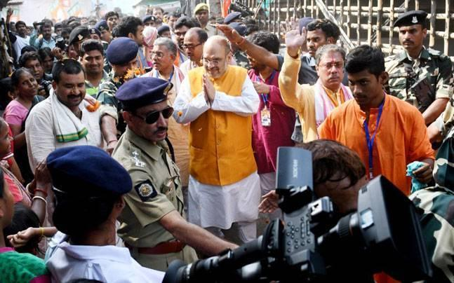 Amit Shah: Trinamool Congress can't stop PM Modi's chariot in West Bengal