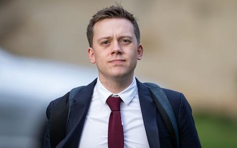 Owen Jones was attacked outside a pub in North London in August last year - Credit: PA