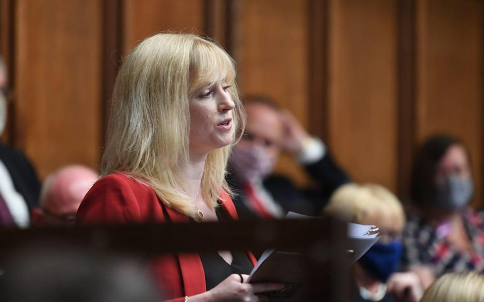 Rosie Duffield has decided not to attend the Labour Party Conference as she wants people to focus on Sir Keir Starmer's first conference speech since the pandemic. - PA