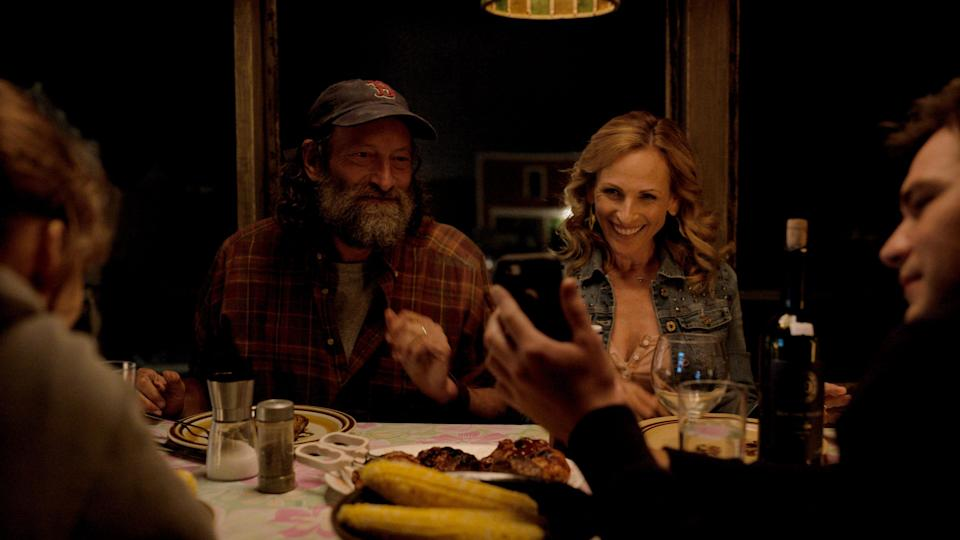 """Frank (Troy Kotsur) and Jackie (Marlee Matlin) are deaf parents running a fishing business in """"CODA."""""""