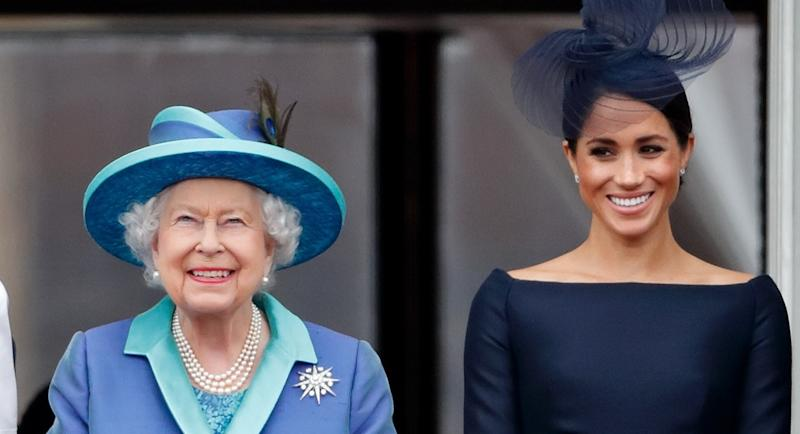Meghan Markle's friend has been given special recognition by the Queen in New Year's Honours list [Image: Getty]