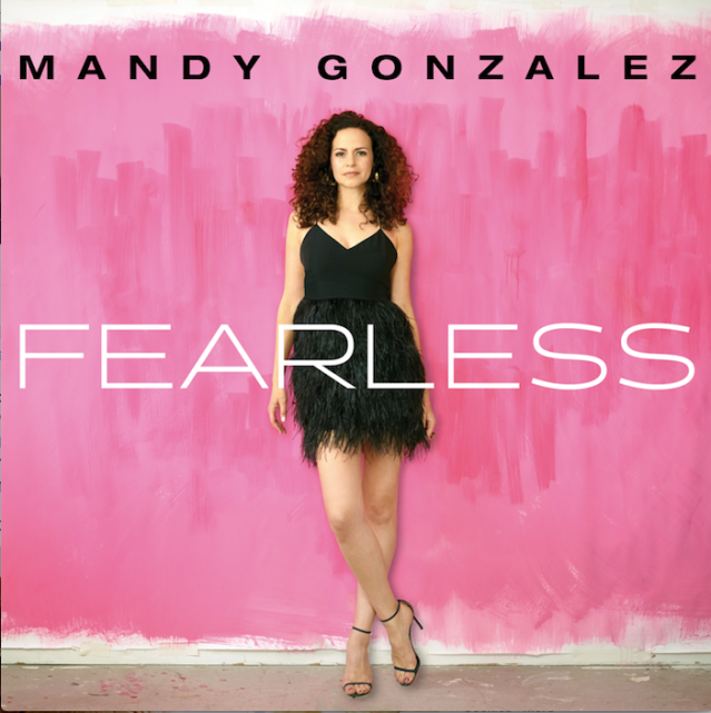 """Gonzalez's debut album, """"Fearless,"""" is due out Oct. 20. (East-West Records)"""