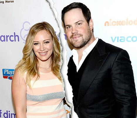 """Hilary Duff Splits From Husband Mike Comrie After Three Years: """"They Remain Best Friends"""""""