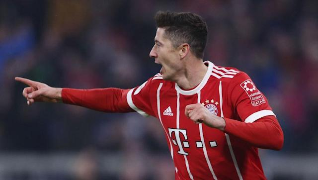 Robert Lewandowski has revealed why he was 'sorry' to see Pierre-Emerick Aubameyang trade football in the Bundesliga for the Premier League in January. The Bayern Munich superstar spoke to German newspaper Kicker (h/t Mundo Deportivo) ahead of his side's Champions League last-16 first leg showdown with Besiktas, and offered his opinion on Aubameyang's switch to Arsenal last month. The Gabon striker departed Borussia Dortmund for the Emirates in a £56m deal, and Lewandowski admitted that his...