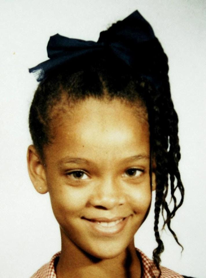 <p>Rihanna's given name was actually Robyn Rihanna Fenty. Although she goes by Rihanna now, her close friends and family still call her Robyn. </p>