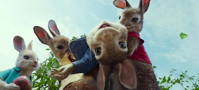 <i>Peter Rabbit</i> (Photo: Sony Pictures)