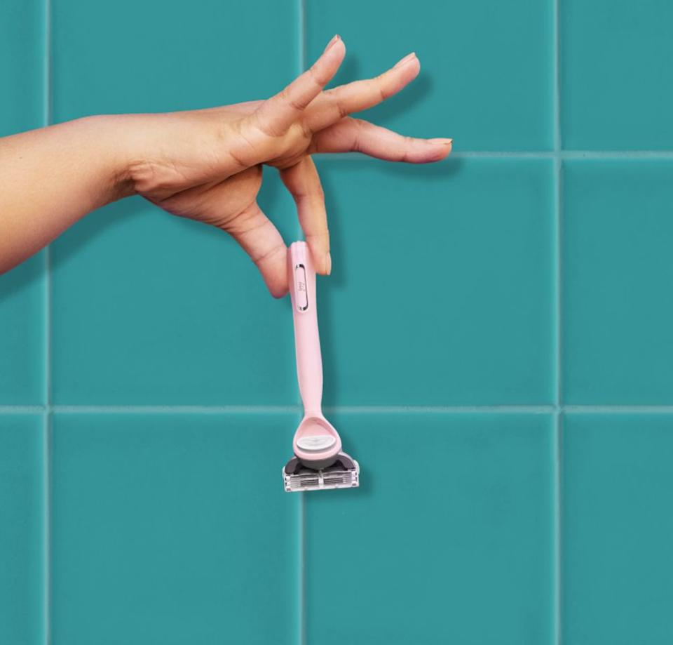 """In a hairy situation? Razor brand <a href=""""https://fave.co/38M5OpV"""" target=""""_blank"""" rel=""""noopener noreferrer"""">joy+glee</a>lets you pick between pastel razors, schedule your blade refills (depending on how much you shave during the week, that could be monthly, every two or three months) and add in its <a href=""""https://fave.co/38M5OpV"""" target=""""_blank"""" rel=""""noopener noreferrer"""">shaving mousse or gel</a> for an extra fee. The starter kit starts at $10 and four refill blades are $9.<br /><br />Check out <a href=""""https://fave.co/38M5OpV"""" target=""""_blank"""" rel=""""noopener noreferrer"""">joy+glee's subscription service</a>."""