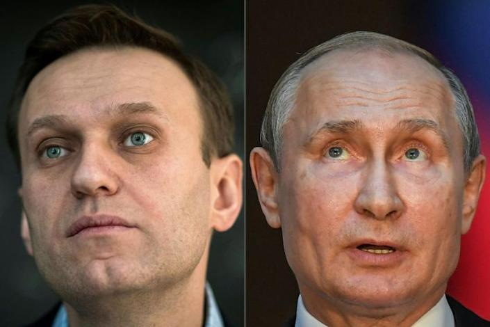 Russian opposition leader Alexei Navalny says he believes ...