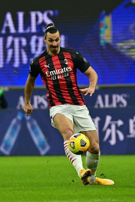 Ibrahimovic played for the first time since November 22