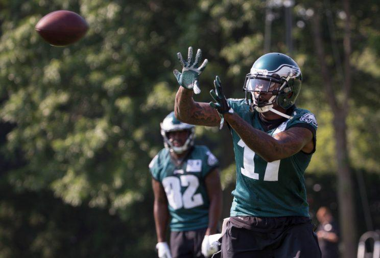 Alshon Jeffery and Torrey Smith should at least help the Eagles' deep passing game.
