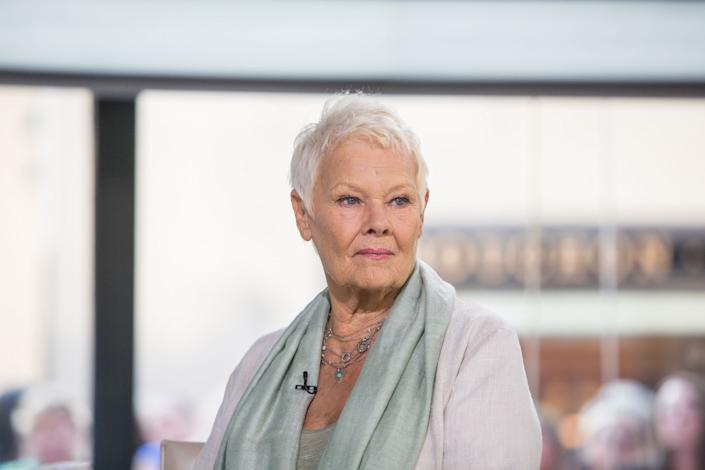 """Judi Dench, who won an Oscar for her performance in the Weinstein-backed """"Shakespeare in Love"""" and was nominated for two other films under his wing, denounced the alleged abuse.<br><br>""""Whilst there is no doubt that Harvey Weinstein has helped and championed my film career for the past 20 years, I was completely unaware of these offenses which are, of course, horrifying and I offer my sympathy to those who have suffered, and whole-hearted support to those who have spoken out,"""" <a href=""""http://www.hollywoodreporter.com/news/judi-dench-says-she-was-completely-unaware-harvey-weinstein-accusations-1047040"""" rel=""""nofollow noopener"""" target=""""_blank"""" data-ylk=""""slk:she said in a statement."""" class=""""link rapid-noclick-resp"""">she said in a statement.</a>"""