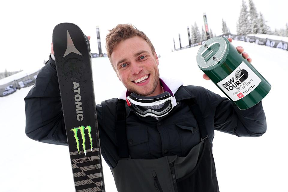 """<p>Freestyle skier Gus Kenworthy won a silver medal at the 2014 Olympics and multiple X Games gold medals and multiple world titles in his discipline. He <a href=""""https://www.espn.com/olympics/story/_/id/13942305/olympic-freeskier-x-games-star-gus-kenworthy-first-openly-gay-action-sports-athlete"""" class=""""link rapid-noclick-resp"""" rel=""""nofollow noopener"""" target=""""_blank"""" data-ylk=""""slk:came out"""">came out</a> as gay in a 2015 cover story with <strong>ESPN The Magazine</strong>, saying, """"I never got to be proud of what I did in Sochi because I felt so horrible about what I didn't do. I didn't want to come out as the silver medalist from Sochi. I wanted to come out as the best freeskier in the world.""""</p> <p>For most of his life, Kenworthy wrote on Facebook, he'd been """"<a href=""""https://www.nbcnews.com/storyline/sochi-olympics/gus-kenworthy-world-champion-skier-comes-out-gay-n449326"""" class=""""link rapid-noclick-resp"""" rel=""""nofollow noopener"""" target=""""_blank"""" data-ylk=""""slk:afraid to embrace that truth"""">afraid to embrace that truth</a> about myself. Recently though, I've gotten to the point where the pain of holding onto the lie is greater than the fear of letting go, and I'm very proud to finally be letting my guard down.""""</p>"""