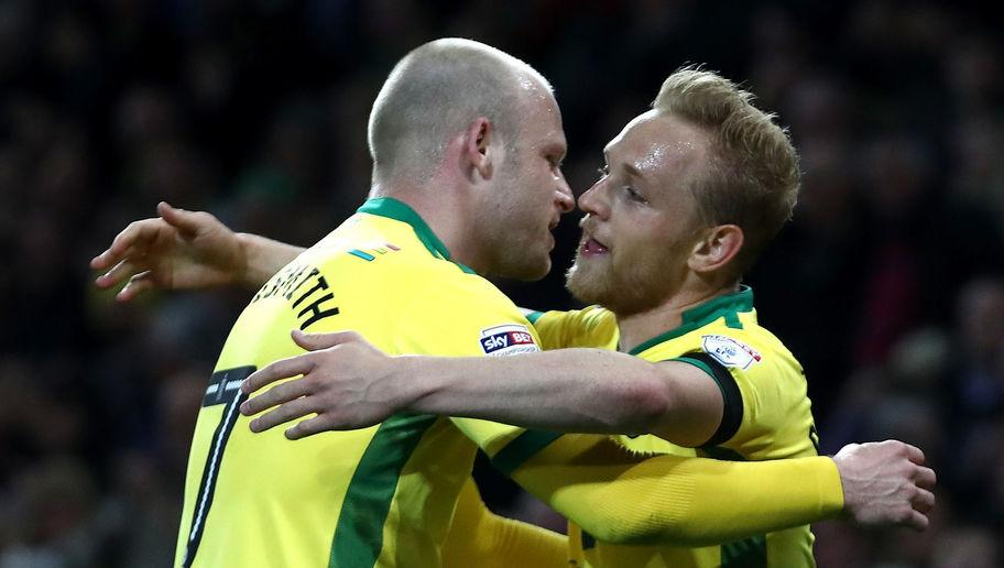 ​Norwich City spoiled Brighton & Hove Albion's Championship-winning party in bizzarre circumstances on Friday evening - by scoring twice without registering a single shot on target! The Canaries' 2-0 home victory over the Seagulls ensured that Chris Hughton's men would have to wait until next week at the earliest to finally lift English football's second tier title, but the only talking point from the clash at Carrow Road was how Norwich had managed to secure all three points without...