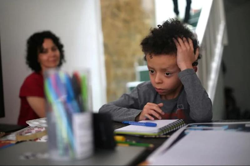 Many Parents May Have to Stop Working Entirely if Schools Don't Reopen, Goldman Sachs Says