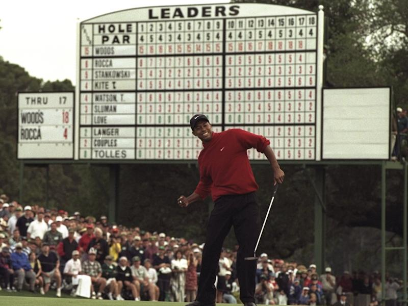 Can the new Tiger Woods win at Augusta National?