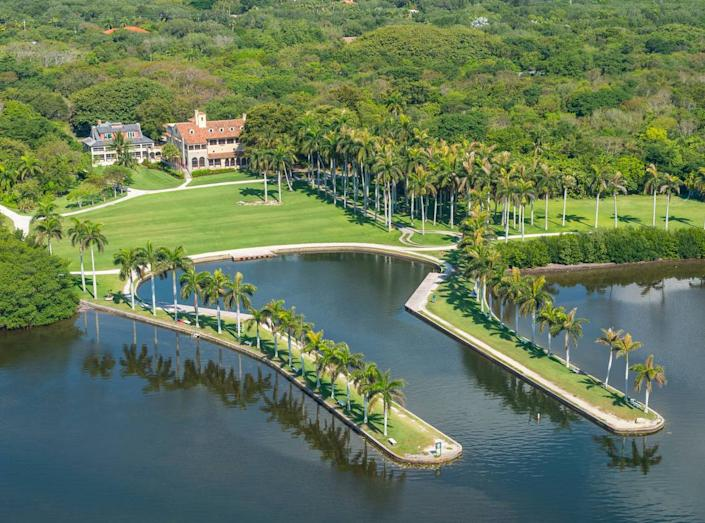 The Deering Estate, the 1920s-era Miami estate of Charles Deering, the Chicago industrialist.