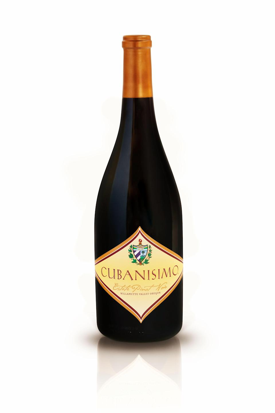 """<p><strong>Cubanismo Vineyards</strong></p><p>cubanisimovineyards.com</p><p><strong>$34.00</strong></p><p><a href=""""https://shop.cubanisimovineyards.com/xe/xe.asp?page=viewitem&p=357&cat=red-wine"""" rel=""""nofollow noopener"""" target=""""_blank"""" data-ylk=""""slk:BUY NOW"""" class=""""link rapid-noclick-resp"""">BUY NOW</a></p><p>Mauricio Collada and his wife Debra Collada started Cubanismo Vineyard with a passion for winemaking, along with wanting to celebrate their culture with others. They offer a wide selection of <a href=""""https://shop.cubanisimovineyards.com/xe/xe.asp?page=viewcat&cat=red-wine"""" rel=""""nofollow noopener"""" target=""""_blank"""" data-ylk=""""slk:Pinot Noirs"""" class=""""link rapid-noclick-resp"""">Pinot Noirs</a>, including a few <a href=""""https://shop.cubanisimovineyards.com/xe/xe.asp?page=viewcat&cat=white-wine"""" rel=""""nofollow noopener"""" target=""""_blank"""" data-ylk=""""slk:white wine"""" class=""""link rapid-noclick-resp"""">white wine</a> options.</p>"""