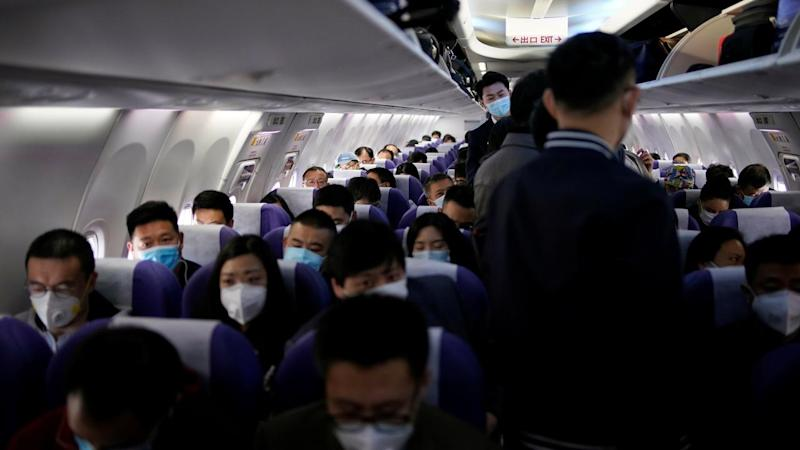China is encouraging airlines to keep international flights running by offering cash subsidies