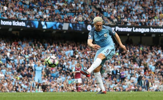 Samir Nasri had a difficult time after leaving City