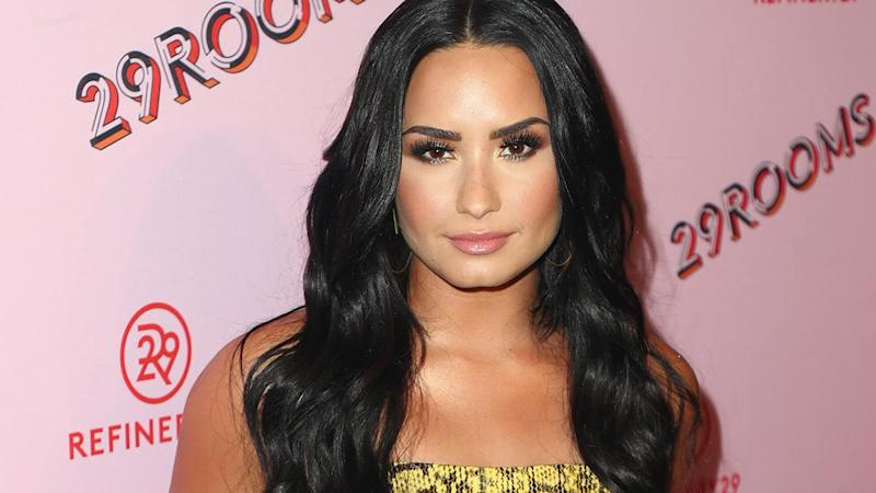 Demi Lovato's Celebrates Lookalike Sister Madison De La Garza Sweet 16