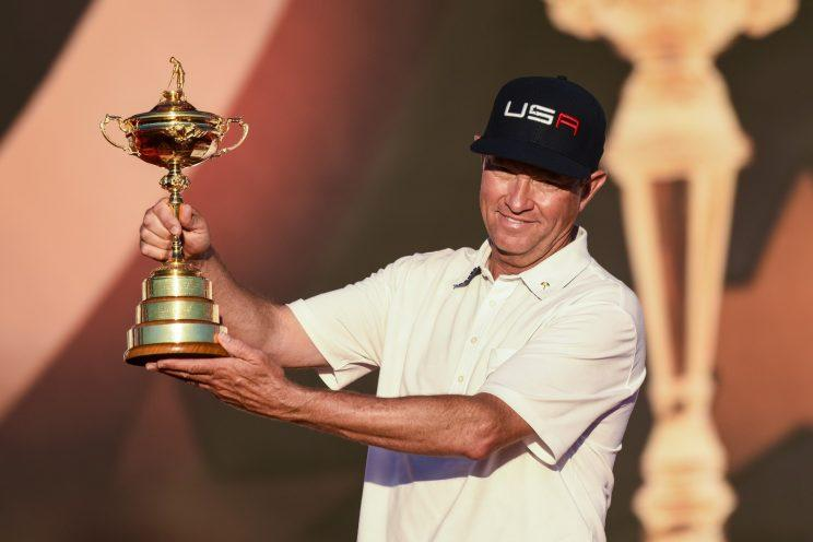 Woosnam and Love III among new World Hall of Famers