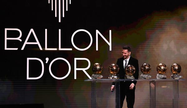 "International: ""Undenkbar!"" Messi gewinnt Ballon d'Or"