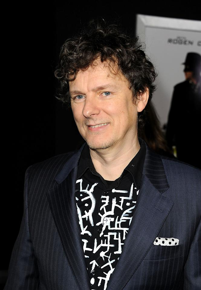 """<a href=""""http://movies.yahoo.com/movie/contributor/1807537296"""">Michel Gondry</a> attends the Los Angeles premiere of <a href=""""http://movies.yahoo.com/movie/1808411967/info"""">The Green Hornet</a> on January 10, 2011."""
