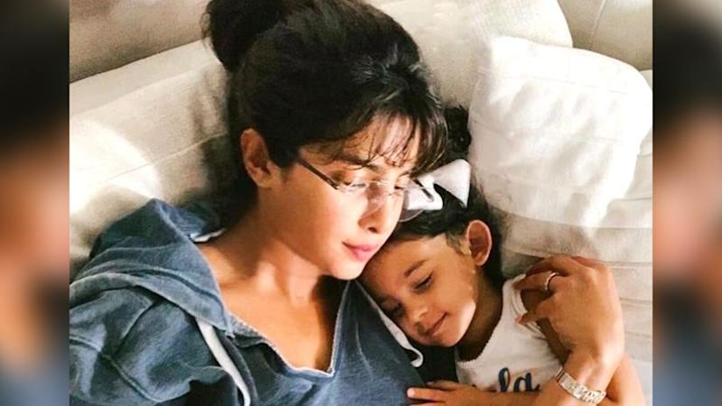 Priyanka Chopra Shares Adorable Pic With Niece Sky, Says She Is Missing Home!