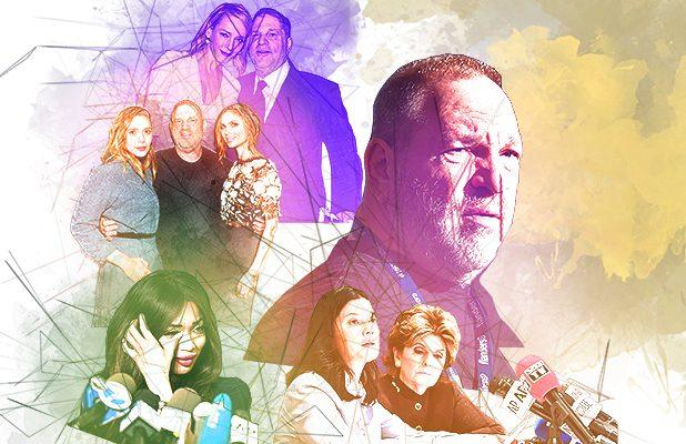 Harvey Weinstein Scandal: A Timeline of a Hollywood Mogul's Downfall (Photos)