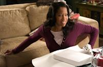 <p>Following her return to TV, King embodied Sandra Palmer in the action-crime series <em>24</em> in 2007 before channeling Lisa Moore in the holiday classic, <em>This Christmas</em>.</p>