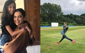 Deepika Padukone giving 'serious girl goals' to Kabir Khan's daughter